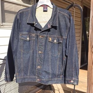 U.S. POLO ASSN. jean jacket
